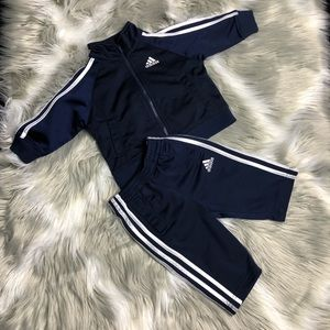 Baby boy track suit.
